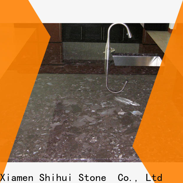 Shihui cultured stone countertop wholesale for hotel