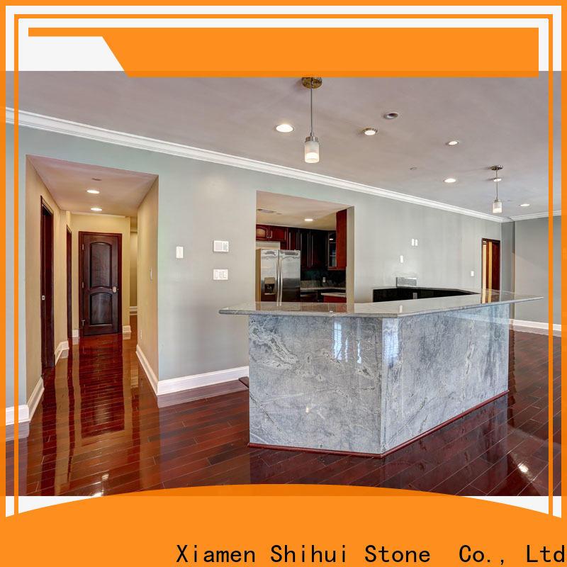 Shihui cornerstone countertops personalized for hotel