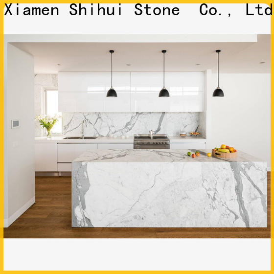 Shihui certificated best stone kitchen countertops personalized for hotel