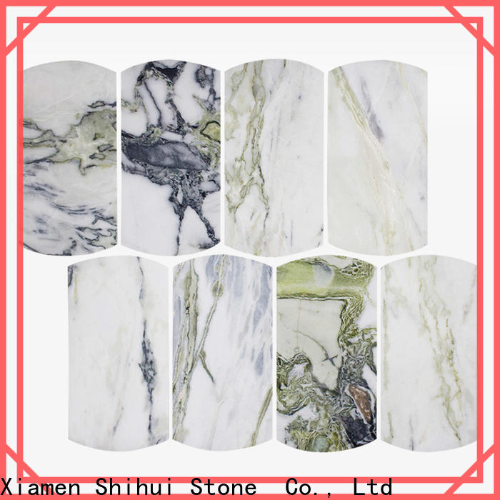 Shihui practical natural stone tile mosaic series for household