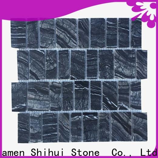 Shihui natural stone mosaic series for indoor