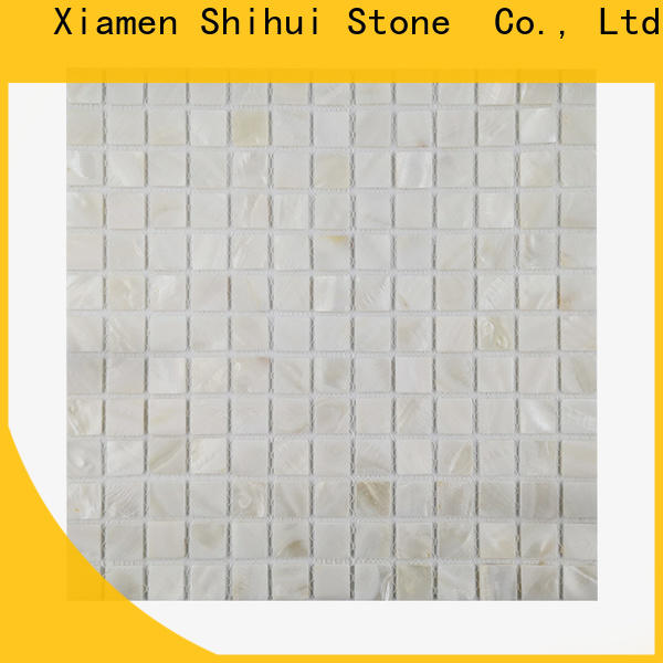 quality natural stone mosaic customized for toilet