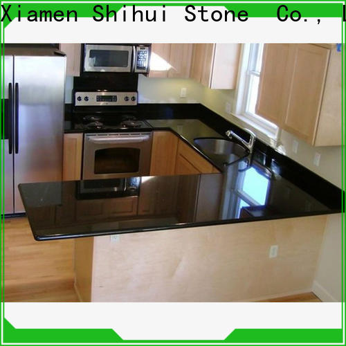 Shihui santo engineered stone countertops supplier for bar