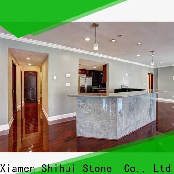 Shihui antique best stone kitchen countertops factory price for hotel
