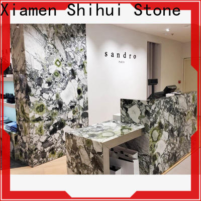 juparana stone kitchen countertops factory price for bathroom