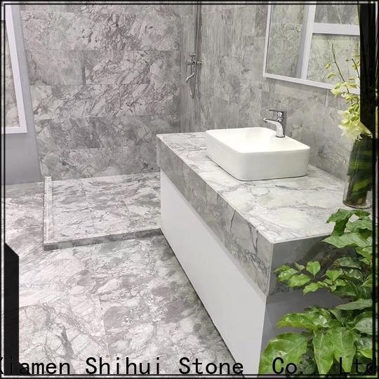 Shihui approved natural marble tile inquire now for indoor