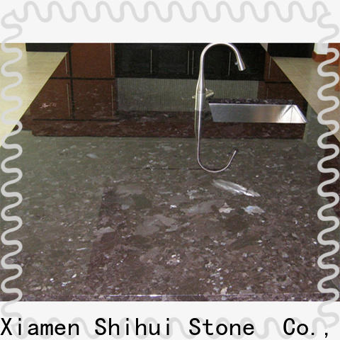 Shihui professional engineered stone countertops wholesale for bar