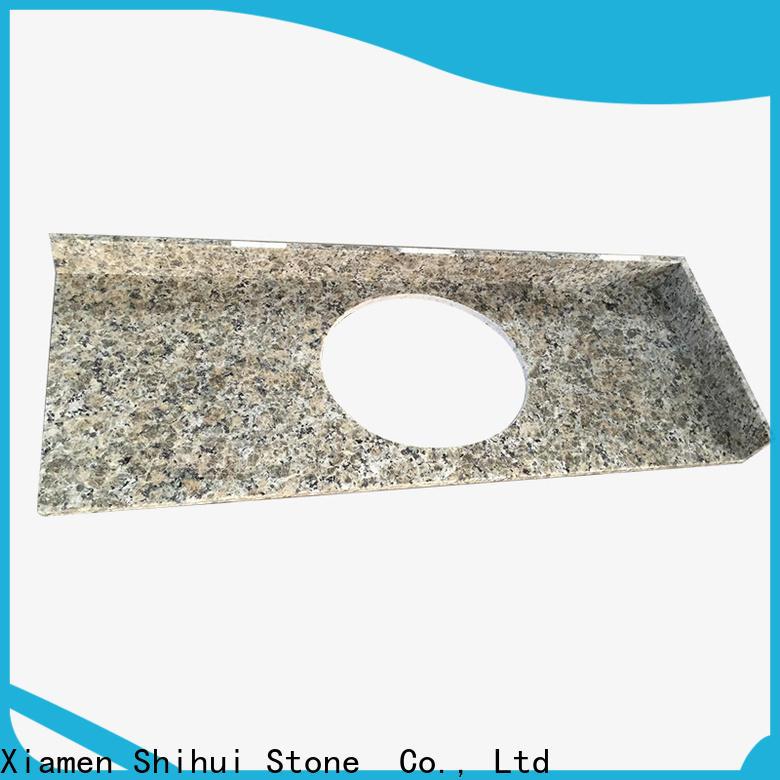 Shihui manmade stone countertops wholesale for bathroom