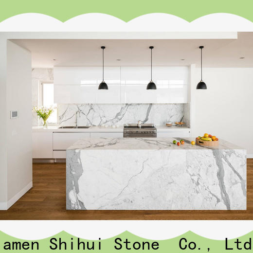 Shihui stone countertop personalized for hotel