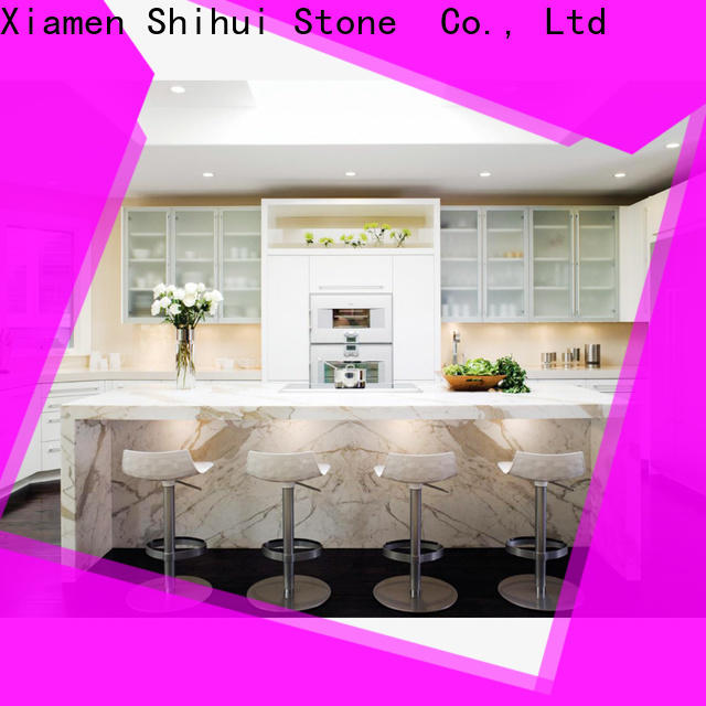Shihui sturdy top stone countertops wholesale for hotel
