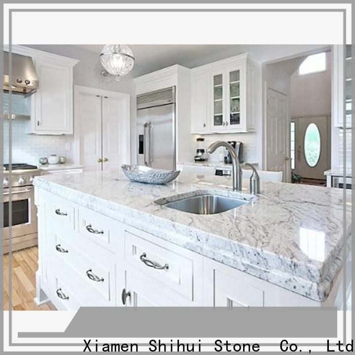 Shihui certificated stone tile countertops supplier for bathroom
