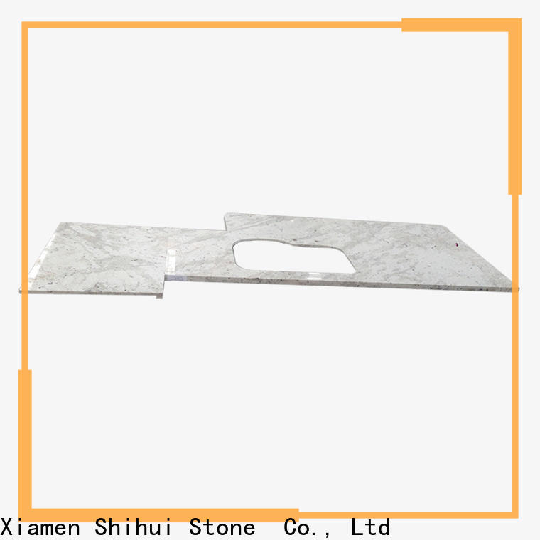 Shihui engineered stone countertops wholesale for kitchen
