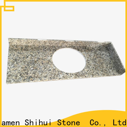 Shihui juparana stone tile countertops factory price for kitchen