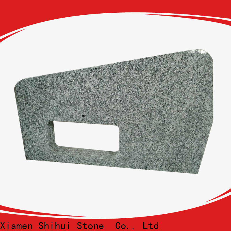 Shihui artificial best stone kitchen countertops personalized for bathroom