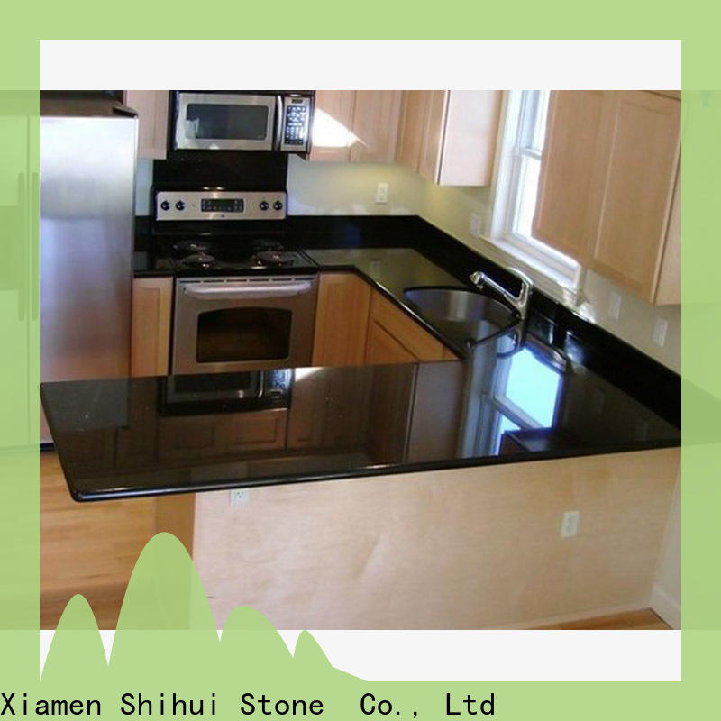 quality stone tile countertops factory price for hotel