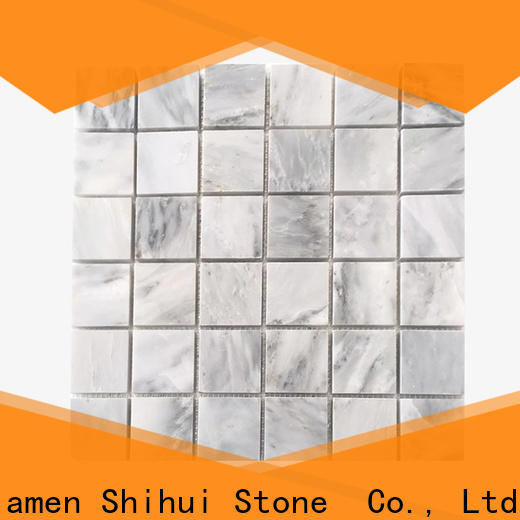 Shihui practical tile stone mosaic series for toilet