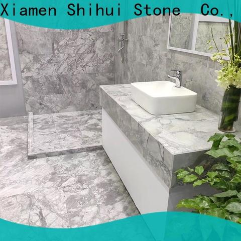 Shihui natural marble tile inquire now for indoor