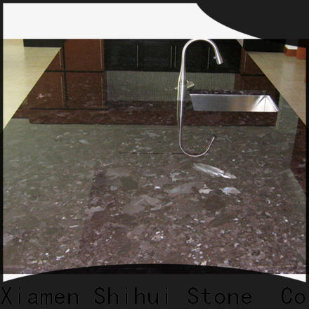 Shihui stable best stone kitchen countertops supplier for hotel