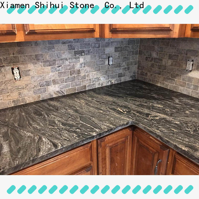 Shihui professional manufactured stone countertops personalized for bathroom