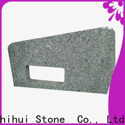 Shihui juparana solid stone countertops factory price for bathroom