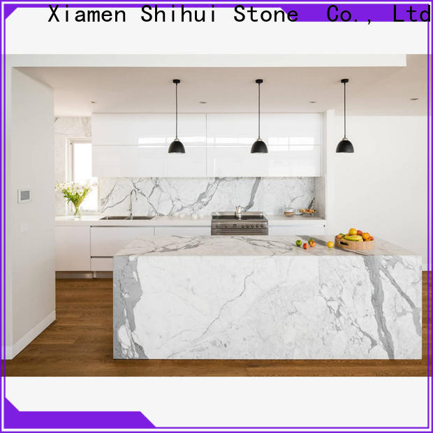 Shihui juparana manufactured stone countertops factory price for bar