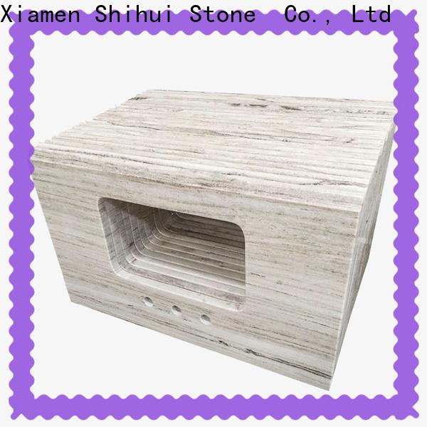 Shihui antique best stone kitchen countertops supplier for kitchen