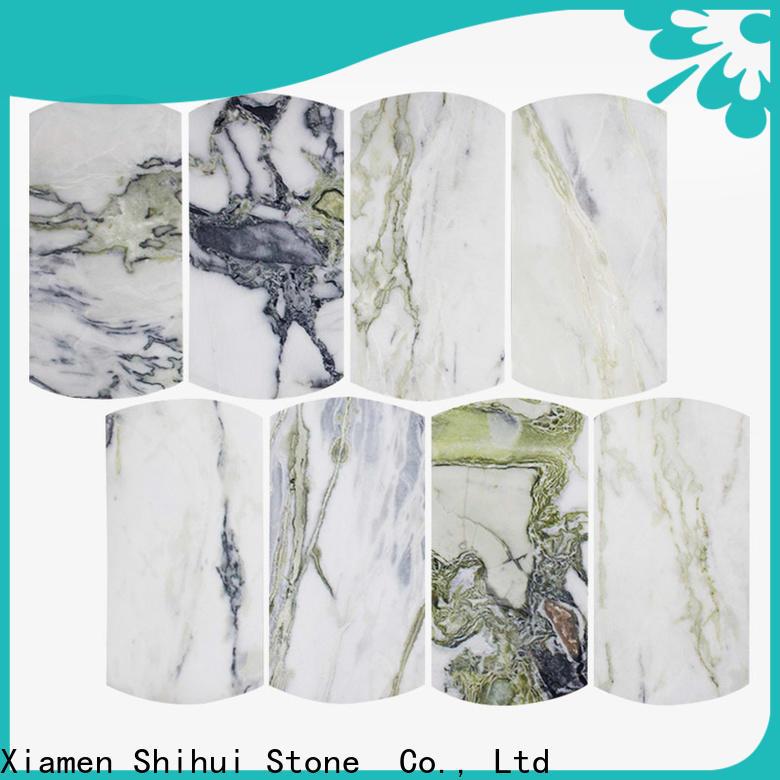 Shihui tile stone mosaic series for bathroom