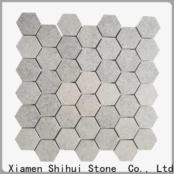 durable natural stone mosaic tiles series for household