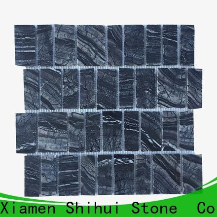 quality natural stone tile mosaic customized for indoor