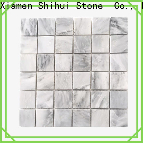 Shihui tile stone mosaic customized for household