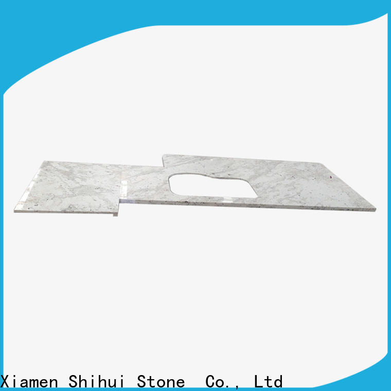 Shihui antique cultured stone countertop factory price for hotel