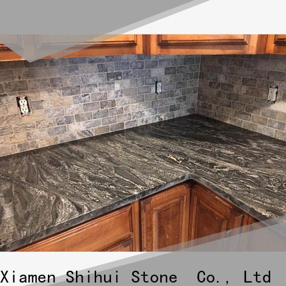 Shihui cultured stone countertop factory price for bar