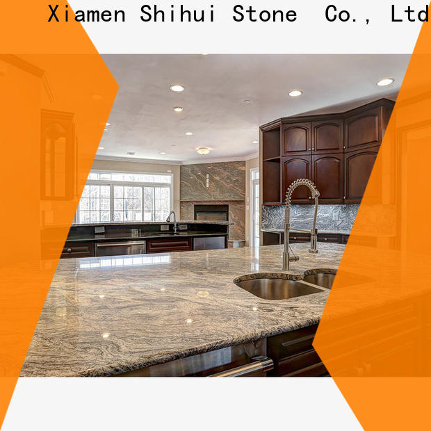 Shihui manmade stone countertops personalized for bar