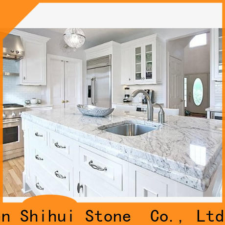 manmade cultured stone countertop personalized for bar