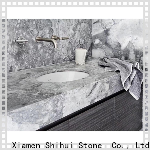 juparana manufactured stone countertops supplier for kitchen