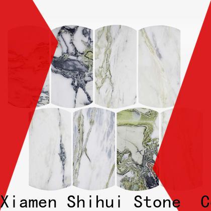 hexagon tile stone mosaic series for household