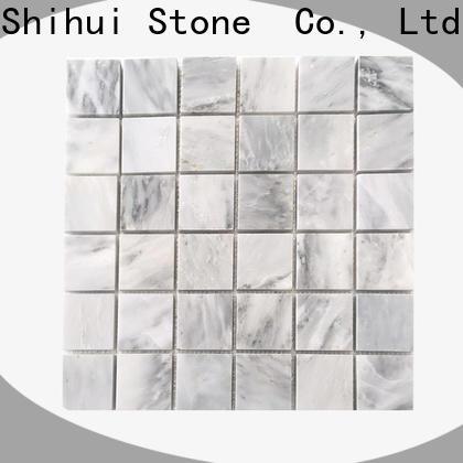 Shihui natural stone tile mosaic manufacturer for household
