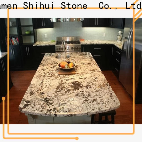 Shihui quality solid stone countertops supplier for hotel