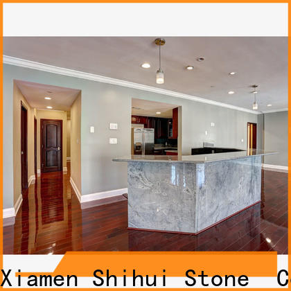 Shihui best stone kitchen countertops personalized for hotel