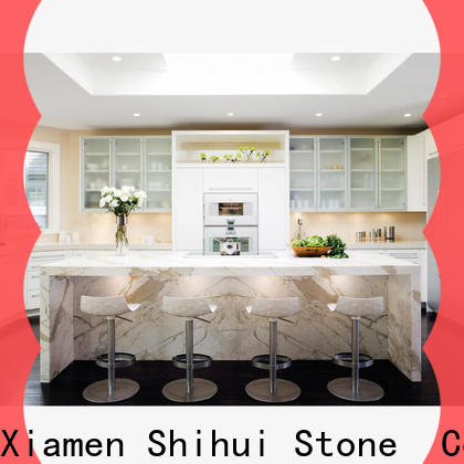 Shihui quality stone slab countertop supplier for kitchen