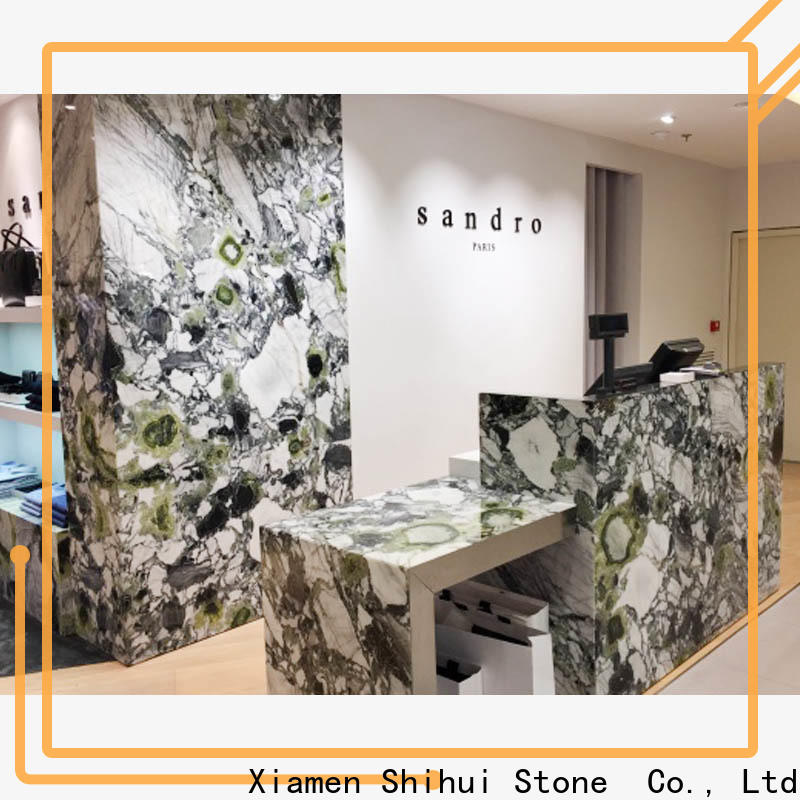 Shihui professional best stone kitchen countertops personalized for bar
