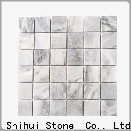 Shihui natural stone mosaic manufacturer for indoor