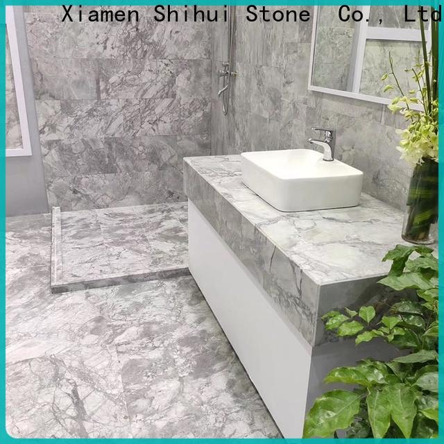 Shihui natural stone marble tile inquire now for household