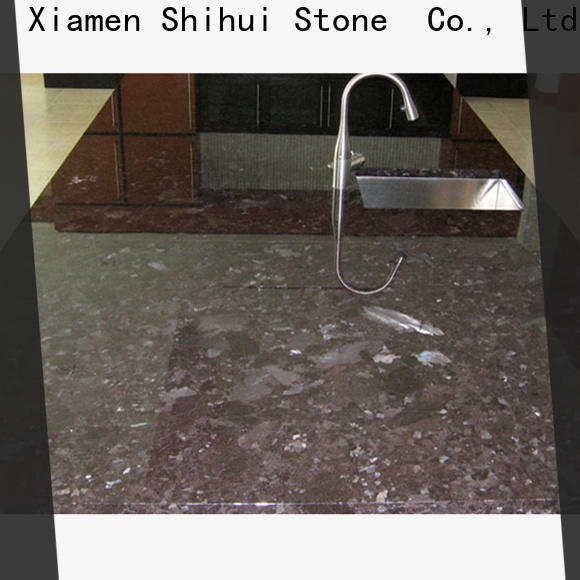 Shihui stone kitchen countertops factory price for kitchen