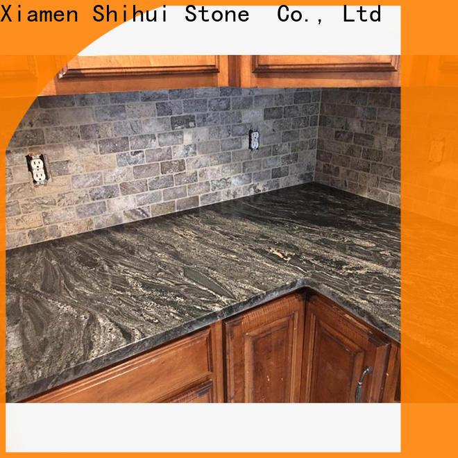 Shihui calacatta top stone countertops wholesale for hotel