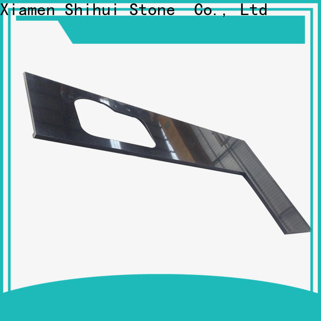 certificated stone slab countertop factory price for bar