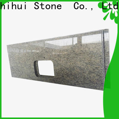Shihui certificated solid stone countertops factory price for hotel
