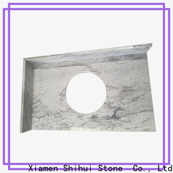 Shihui solid stone countertops supplier for hotel