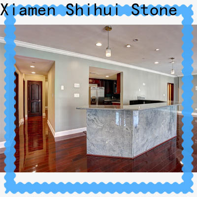 Shihui manufactured stone countertops wholesale for bathroom