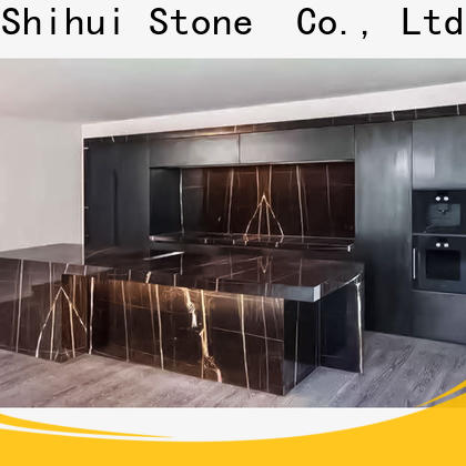Shihui certificated top stone countertops factory price for hotel